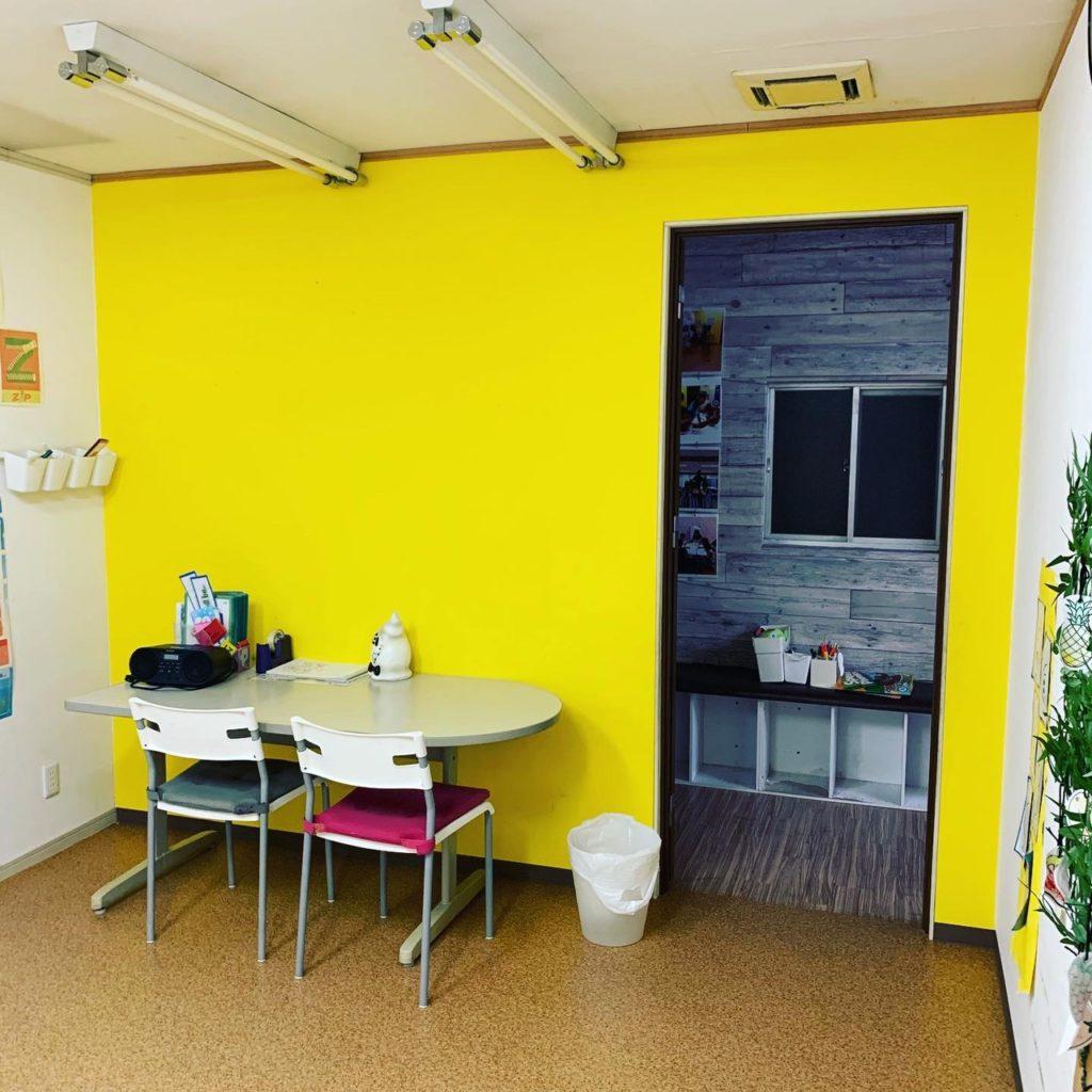 小倉北区イングリッシュプラス英語教室様 内装工事