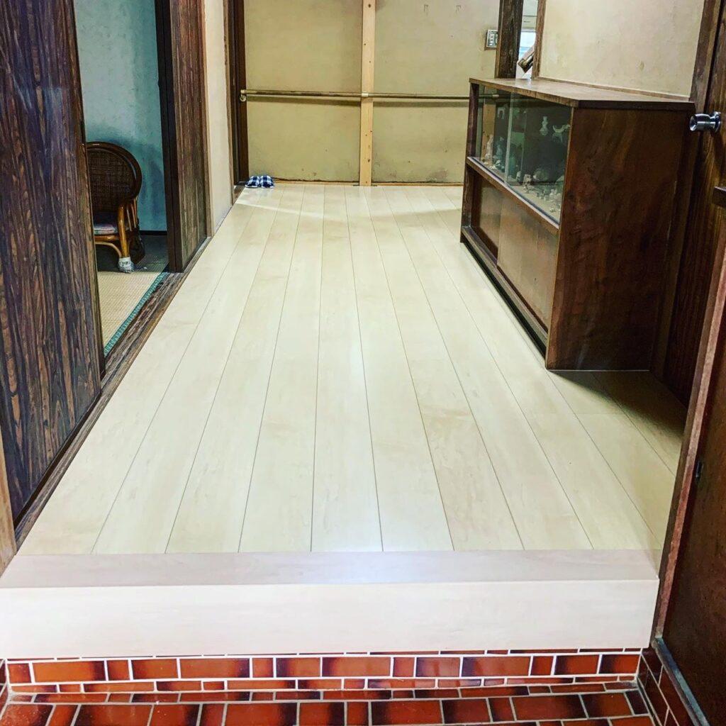 下関市彦島 住宅改修工事