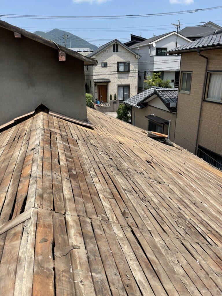 北九州市小倉南区 屋根改修工事