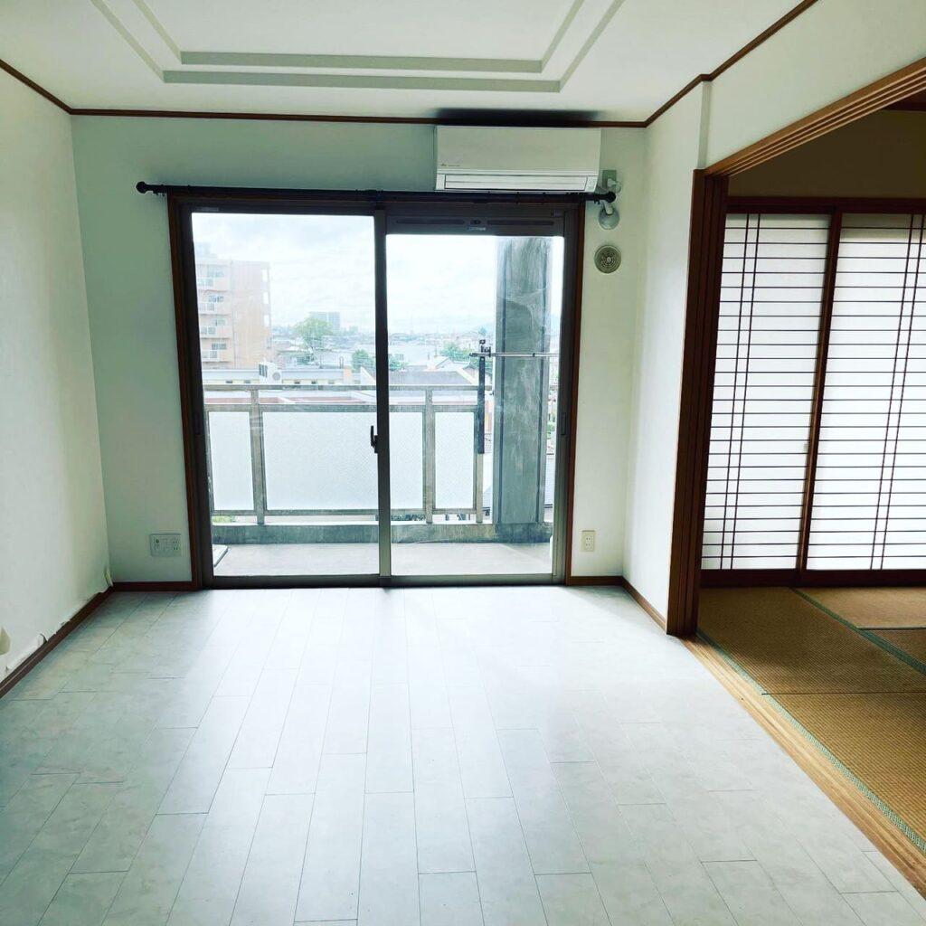 小倉南区3LDKマンションリフォーム工事